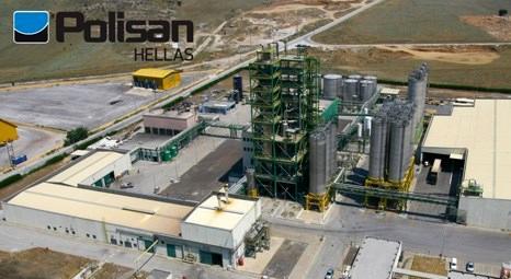 Polisan Holding'in Yunanistan'daki fabrikası Polisan Hellas ismiyle çalışacak!