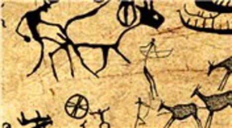 İspanya'da Altxerri mağarasında Avrupa'nın en eski mağara resimleri bulundu!