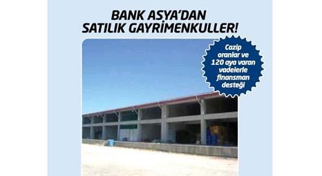 Bank Asya'dan Kırklareli'nde satılık 14 işyeri!