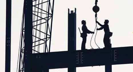 TÜİK: İnşaat sektöründe üretim arttı, ciro azaldı!