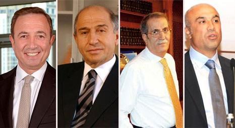 Vodafone Türkiye, Fettah Tahmince, Hamdi Akın, İbrahim Çeçen ve Nihat Özdemir'i ağırlıyor!