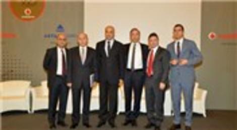 Vodafone Türkiye'nin CEO Club toplantısında, altyapı yatırımları mercek altına alındı