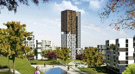 Emlak Konut Başakşehir daire fiyatları! 120 ay vade fırsatı!