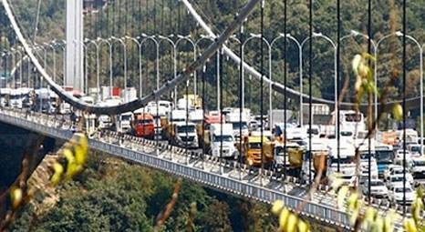 Fatih Sultan Mehmet Köprüsü'nü tıkayan moloz sorunu Meclis'e taşındı!