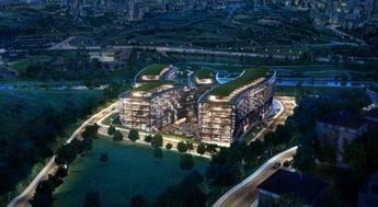 Premier Kampüs Ofis Kağıthane'de 133 bin dolara!