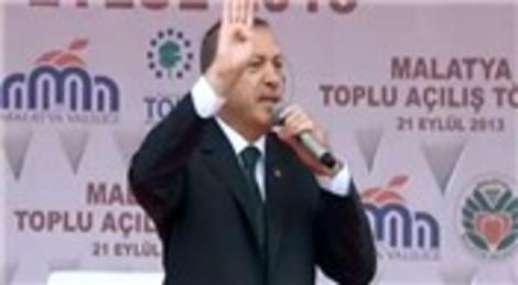 Recep Tayyip Erdoğan, Malatya'da 79 farklı hizmet ve yatırımın açılışını yaptı!