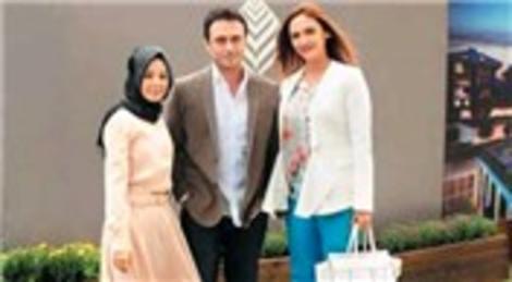 Sinem Öztürk ve Kutsi, Şehrizar Konakları'nda düzenlenen Tasarım Sohbetleri'ne katıldı!