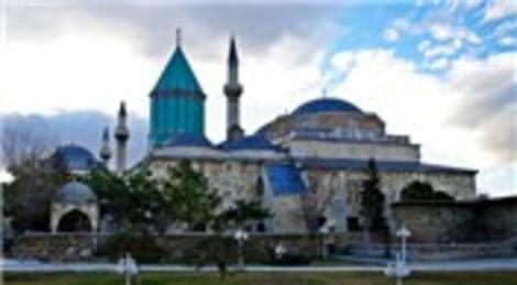 Konya Büyükşehir Belediyesi Şeb-i Arus Havuzu'nu Mevlana Türbesi'ne bağlayacak!