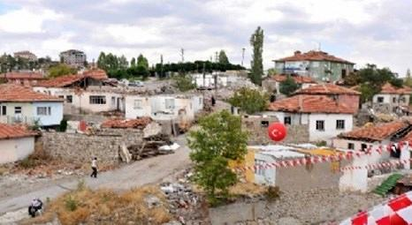 Ankara Mamak'ta kentsel dönüşüm kapsamında 430 gecekondu yıkıldı!