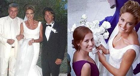 Çağla Kubat ile Jimmy Diaz Alaçatı Alavya Otel'de evlendi!