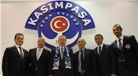Recep Tayyip Erdoğan Kasımpaşa Kemerburgaz Tesisleri'ni hizmete açtı!