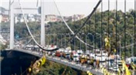 Boğaziçi ve FSM Köprüleri'nin onarım ihalesi yapıldı!