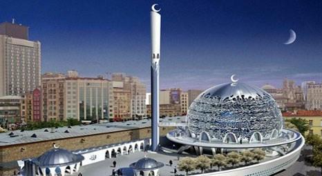 Ahmet Vefik Alp Taksim cami projesindeki değişiklikleri açıkladı!