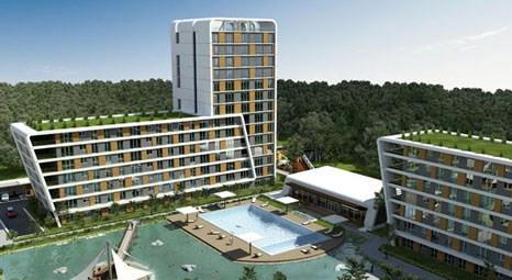 Evora Park Tuzla'da 140 bin liradan başlayan fiyatlarla!