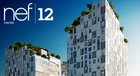 Nef Merter Evleri fiyatları 250 bin liradan başlıyor!
