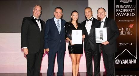 Quasar İstanbul'a Avrupa Gayrimenkul Ödülleri'nden 3 ödül birden geldi!