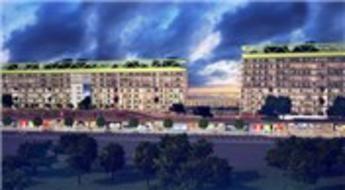 Endülüs Park Balat'ta 190 bin liradan başlayan fiyatlarla!