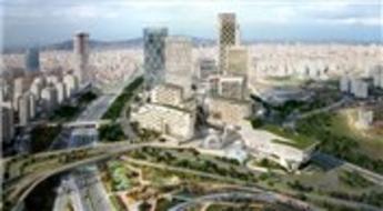 İstanbul Finans Merkezi'nin inşaatı Mayıs ayında başlayacak!