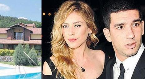 Arda Turan, Sarıyer Saklı Koru Villaları'ndan 5 milyon TL'ye ev aldı!