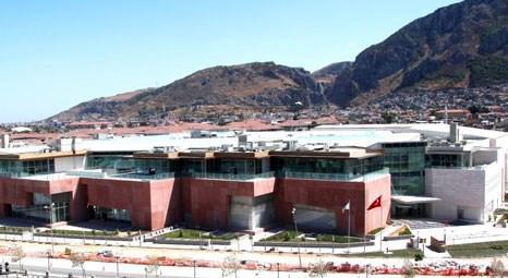 Palladium Antakya 150 milyon dolarlık yatırımla 9 Ekim'de açılıyor!