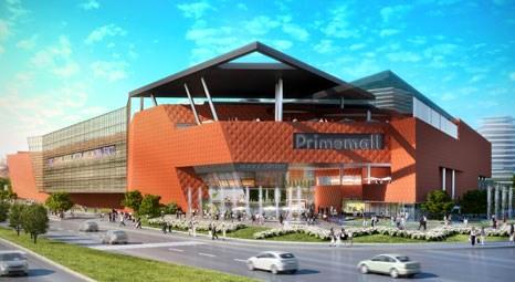 Prime Mall Gaziantep AVM, European Property Awards ile güldü!