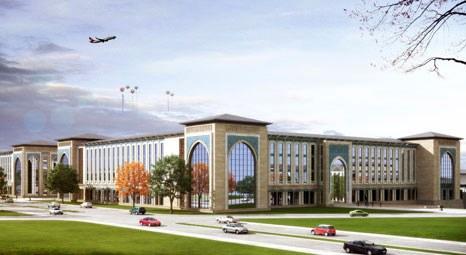 TOKİ'den Ankara Yıldırım Beyazıt Üniversitesi'ne 40 bin kişilik dev kampüs!