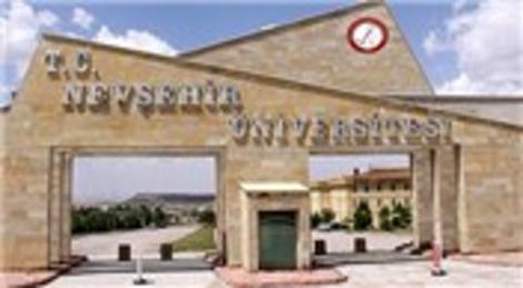 Nevşehir Üniversitesi'nin adı Hacı Bektaş Veli Üniversitesi olarak değişiyor!