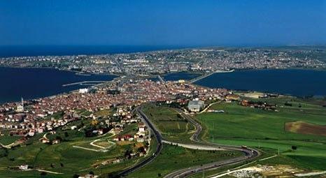 İstanbul Büyükçekmece'de satılık arsa! 2 milyon 155 bin liraya!