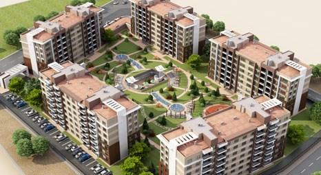 Seha Panorama Evleri, satışa sunuldu! 248 bin TL'ye 4+1!