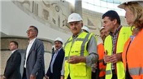 Marmaray projesi 29 Ekim'de hizmete açılacak!