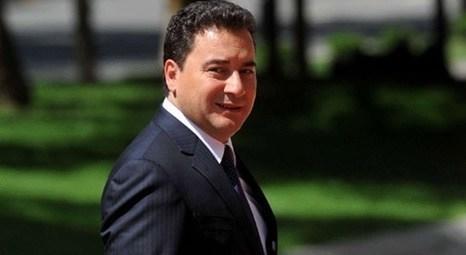 Ali Babacan: Hedefimiz İstanbul'un her yerini finans merkezine çevirmek!