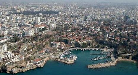 Antalya Muratpaşa'da icradan satılık 2 arsa! 1 milyon 151 bin 280 TL'ye!