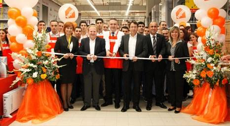 Gaziantep Forum AVM'de Koçtaş'ın 40'ıncı mağazası hizmete açıldı!