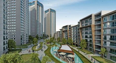 Halkalı Metropark Sitesi'nde 3+1 fiyatları! 364 bin TL'ye!