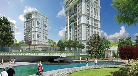 Bahçe Tepe Başakşehir fiyat listesi! 163 bin TL'ye!