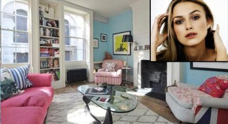 Keira Knightley, Doğu Londra'daki evini 3 milyon dolara satıyor!