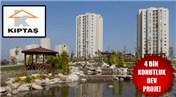 Kiptaş Bahçeşehir projesinin detayları belli oldu!