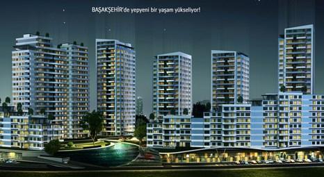 Başakşehir konut projeleri 2014! Bulvar İstanbul'un detayları belli oldu!