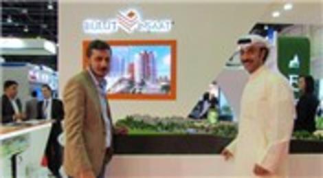 Bulut İnşaat'a Dubai Cityscape Global 2013 Fuarı'nda yoğun ilgi!