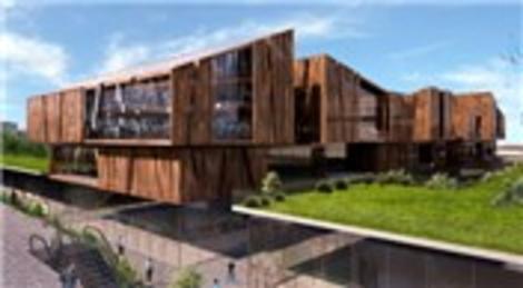 Tabanlıoğlu Mimarlık Selçuk Ecza Genel Müdürlük binasıyla büyük ödül kazandı!