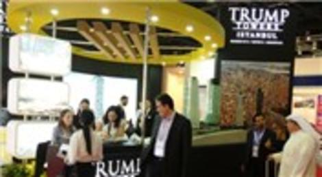 Trump Towers İstanbul Dubai Cityscape Global 2013'e katıldı!