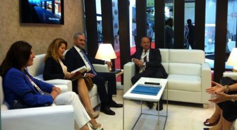 Dumankaya  Dubai Cityscape'de yatırımcılarla buluştu!