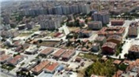 Konya Büyükşehir Belediyesi Karatay'da 23 milyon 250 bin liraya arsa satıyor!