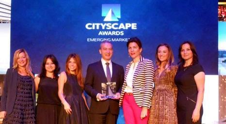 Quasar İstanbul Cityspace Fuarı'ndan büyük ödül kazandı!