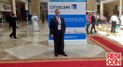 Resicon, Cityscape Global Gayrimenkul Fuarı'na katıldı!