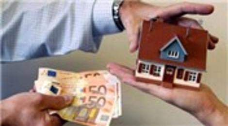 Yılın ilk yarısında konut kredisi kullanan kişi sayısı 350 bini aştı
