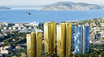 DAP Vazo Kule'de 50 ay sıfır faizle home ofis!