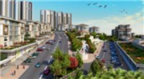 Kiptaş Vaditepe Bahçeşehir projesi! Büyük proje 23 Ekim'de görücüye çıkıyor!