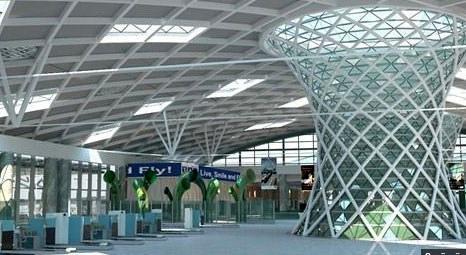 TAV İnşaat Adnan Menderes Havalimanı için üç boyutlu projeyi tamamladı!