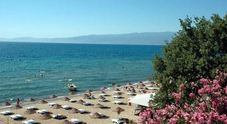 Kurban Bayramı Edremit Körfezi'ndeki turizmciye yaradı